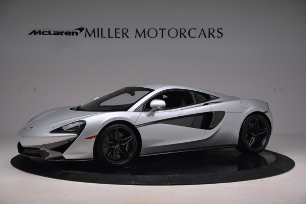 Used 2017 McLaren 570S for sale Sold at Aston Martin of Greenwich in Greenwich CT 06830 2