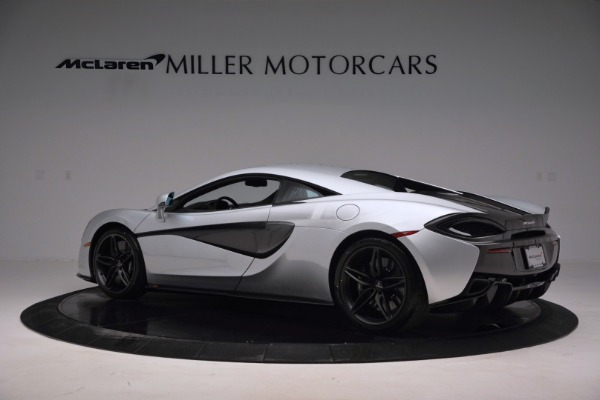 Used 2017 McLaren 570S Coupe for sale $149,900 at Aston Martin of Greenwich in Greenwich CT 06830 4