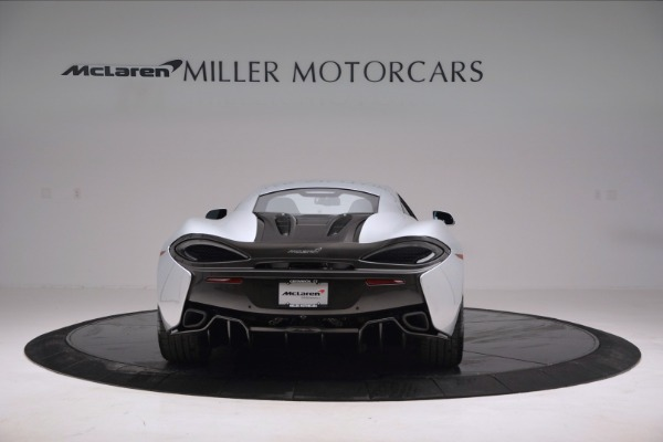 Used 2017 McLaren 570S Coupe for sale $149,900 at Aston Martin of Greenwich in Greenwich CT 06830 6