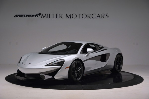 Used 2017 McLaren 570S Coupe for sale $149,900 at Aston Martin of Greenwich in Greenwich CT 06830 1