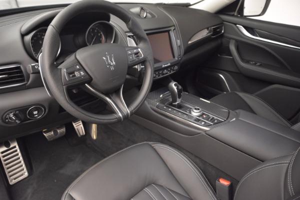 New 2017 Maserati Levante S Q4 for sale Sold at Aston Martin of Greenwich in Greenwich CT 06830 14