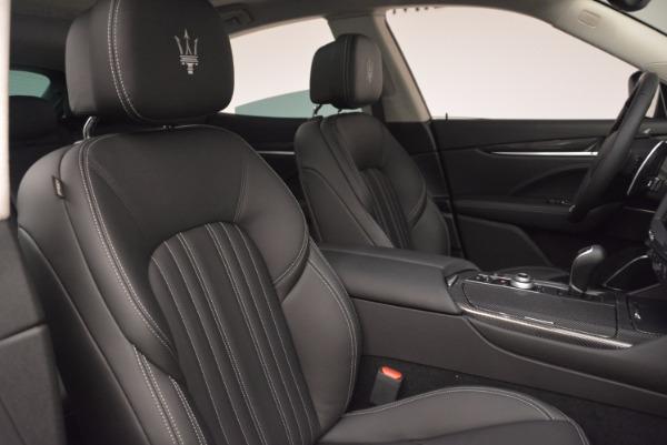 New 2017 Maserati Levante S Q4 for sale Sold at Aston Martin of Greenwich in Greenwich CT 06830 22