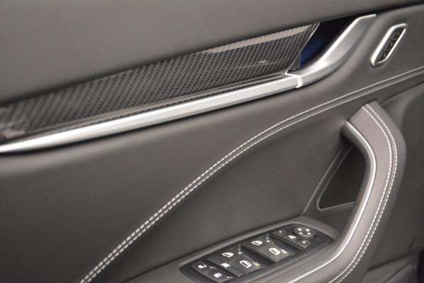 New 2017 Maserati Levante S Q4 for sale Sold at Aston Martin of Greenwich in Greenwich CT 06830 23
