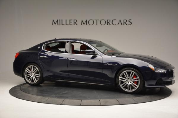 New 2017 Maserati Ghibli S Q4 for sale Sold at Aston Martin of Greenwich in Greenwich CT 06830 10