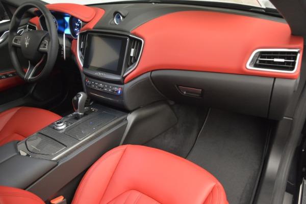 New 2017 Maserati Ghibli S Q4 for sale Sold at Aston Martin of Greenwich in Greenwich CT 06830 24