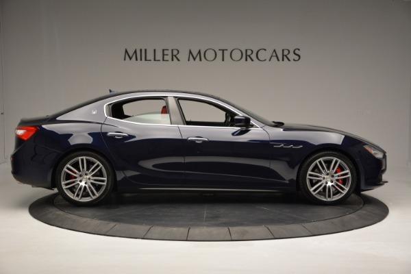 New 2017 Maserati Ghibli S Q4 for sale Sold at Aston Martin of Greenwich in Greenwich CT 06830 9