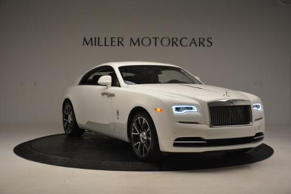 New 2017 Rolls-Royce Wraith for sale Sold at Aston Martin of Greenwich in Greenwich CT 06830 13