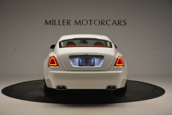 New 2017 Rolls-Royce Wraith for sale Sold at Aston Martin of Greenwich in Greenwich CT 06830 8