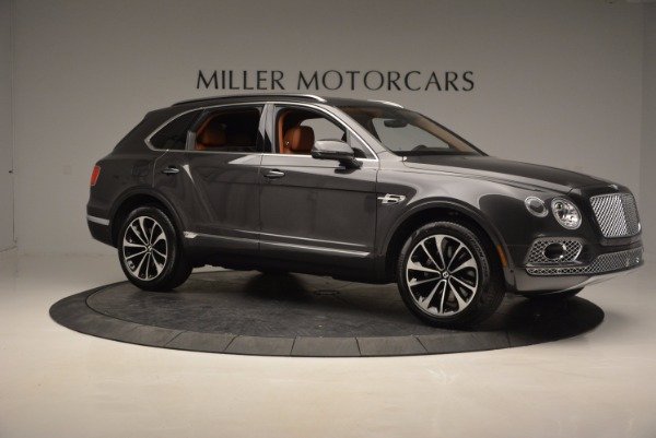 Used 2017 Bentley Bentayga W12 for sale Call for price at Aston Martin of Greenwich in Greenwich CT 06830 10
