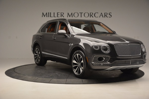 Used 2017 Bentley Bentayga W12 for sale Call for price at Aston Martin of Greenwich in Greenwich CT 06830 11