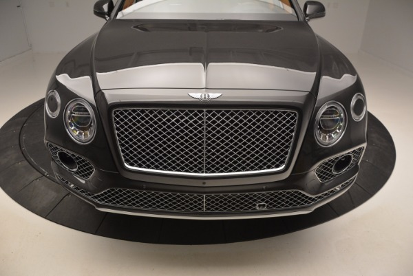Used 2017 Bentley Bentayga W12 for sale Call for price at Aston Martin of Greenwich in Greenwich CT 06830 13