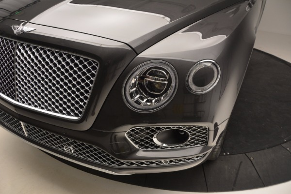 Used 2017 Bentley Bentayga W12 for sale Call for price at Aston Martin of Greenwich in Greenwich CT 06830 14