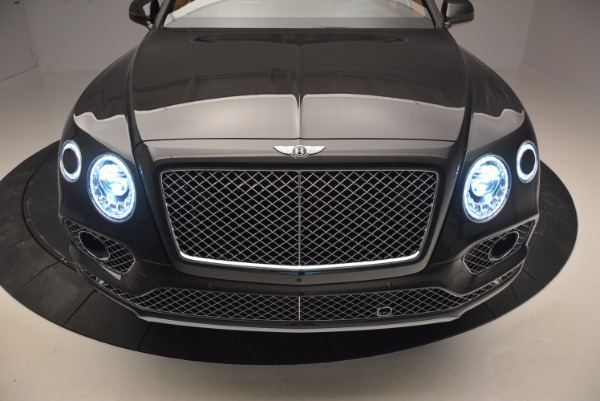 Used 2017 Bentley Bentayga W12 for sale Call for price at Aston Martin of Greenwich in Greenwich CT 06830 19