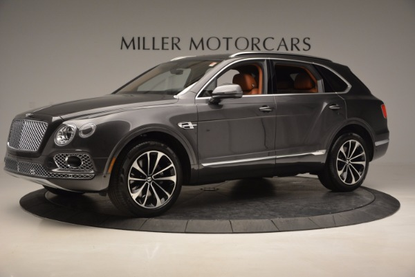 Used 2017 Bentley Bentayga W12 for sale Call for price at Aston Martin of Greenwich in Greenwich CT 06830 2