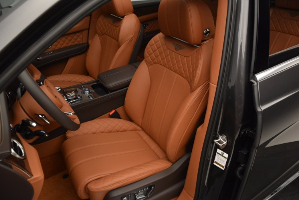 Used 2017 Bentley Bentayga W12 for sale Call for price at Aston Martin of Greenwich in Greenwich CT 06830 24