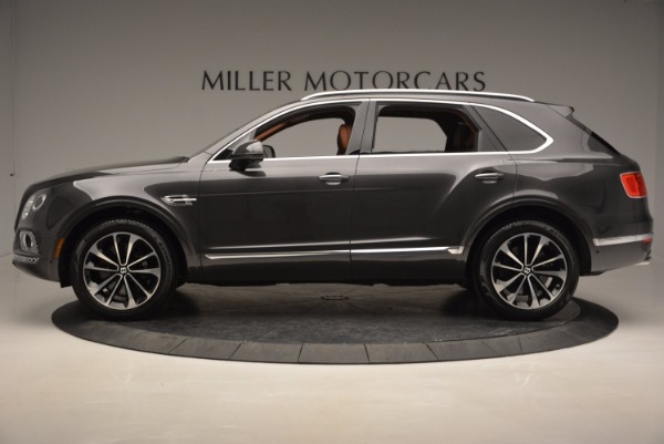 Used 2017 Bentley Bentayga W12 for sale Call for price at Aston Martin of Greenwich in Greenwich CT 06830 3