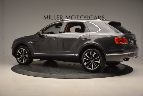 Used 2017 Bentley Bentayga W12 for sale Call for price at Aston Martin of Greenwich in Greenwich CT 06830 4