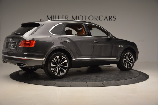 Used 2017 Bentley Bentayga W12 for sale Call for price at Aston Martin of Greenwich in Greenwich CT 06830 8