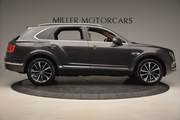 Used 2017 Bentley Bentayga W12 for sale Call for price at Aston Martin of Greenwich in Greenwich CT 06830 9