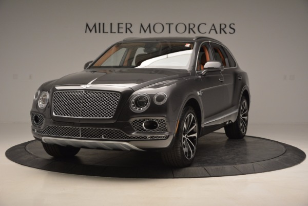 Used 2017 Bentley Bentayga W12 for sale Call for price at Aston Martin of Greenwich in Greenwich CT 06830 1