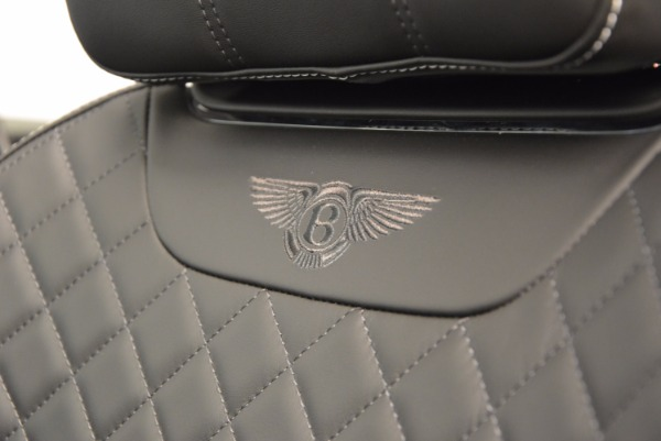 Used 2017 Bentley Bentayga for sale Sold at Aston Martin of Greenwich in Greenwich CT 06830 28