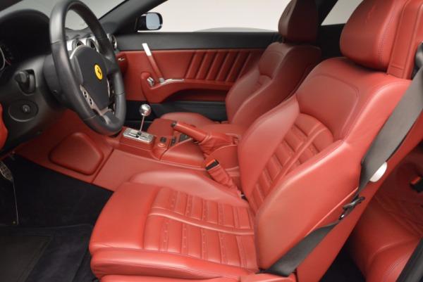 Used 2005 Ferrari 612 Scaglietti 6-Speed Manual for sale Sold at Aston Martin of Greenwich in Greenwich CT 06830 14
