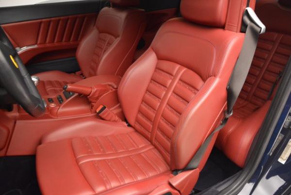 Used 2005 Ferrari 612 Scaglietti 6-Speed Manual for sale Sold at Aston Martin of Greenwich in Greenwich CT 06830 15