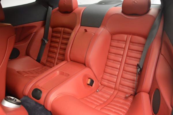Used 2005 Ferrari 612 Scaglietti 6-Speed Manual for sale Sold at Aston Martin of Greenwich in Greenwich CT 06830 17