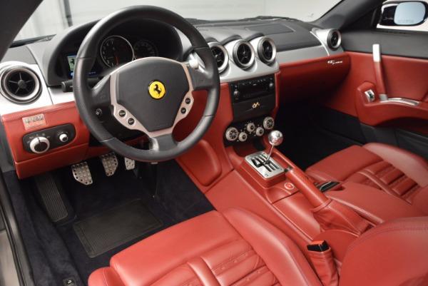 Used 2005 Ferrari 612 Scaglietti 6-Speed Manual for sale Sold at Aston Martin of Greenwich in Greenwich CT 06830 2
