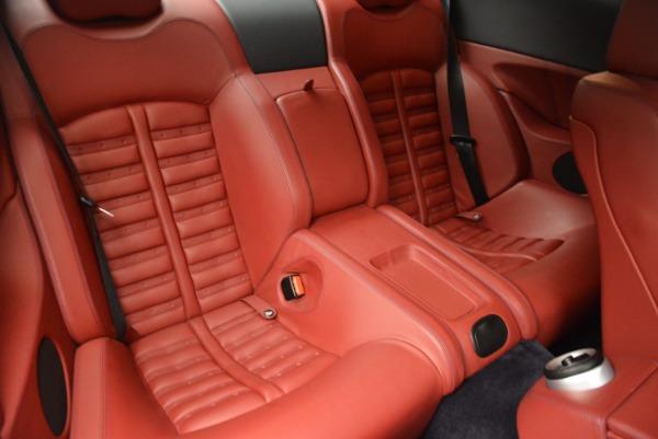 Used 2005 Ferrari 612 Scaglietti 6-Speed Manual for sale Sold at Aston Martin of Greenwich in Greenwich CT 06830 21