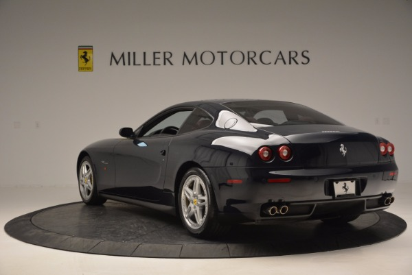 Used 2005 Ferrari 612 Scaglietti 6-Speed Manual for sale Sold at Aston Martin of Greenwich in Greenwich CT 06830 6