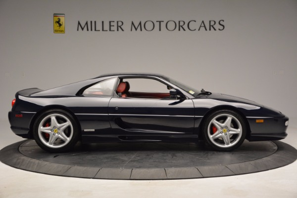 Used 1999 Ferrari 355 Berlinetta for sale Sold at Aston Martin of Greenwich in Greenwich CT 06830 10
