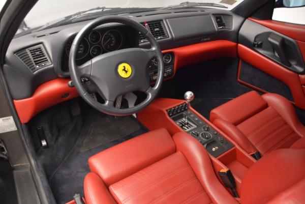 Used 1999 Ferrari 355 Berlinetta for sale Sold at Aston Martin of Greenwich in Greenwich CT 06830 14