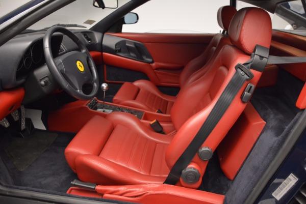 Used 1999 Ferrari 355 Berlinetta for sale Sold at Aston Martin of Greenwich in Greenwich CT 06830 15