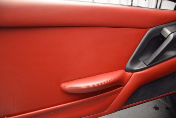 Used 1999 Ferrari 355 Berlinetta for sale Sold at Aston Martin of Greenwich in Greenwich CT 06830 17