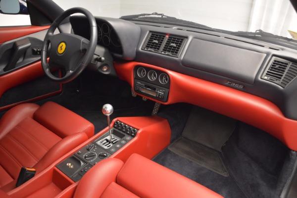 Used 1999 Ferrari 355 Berlinetta for sale Sold at Aston Martin of Greenwich in Greenwich CT 06830 18