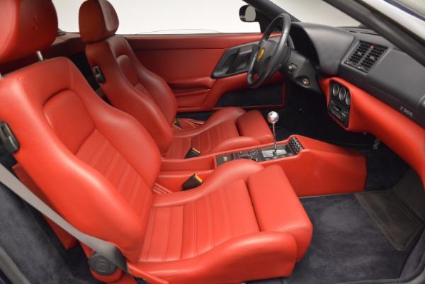 Used 1999 Ferrari 355 Berlinetta for sale Sold at Aston Martin of Greenwich in Greenwich CT 06830 19