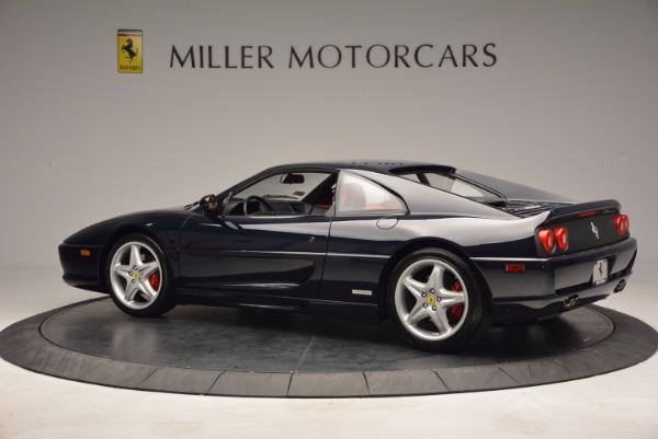 Used 1999 Ferrari 355 Berlinetta for sale Sold at Aston Martin of Greenwich in Greenwich CT 06830 5