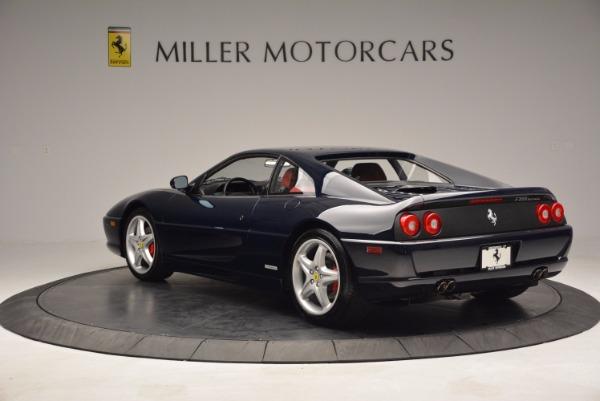 Used 1999 Ferrari 355 Berlinetta for sale Sold at Aston Martin of Greenwich in Greenwich CT 06830 6