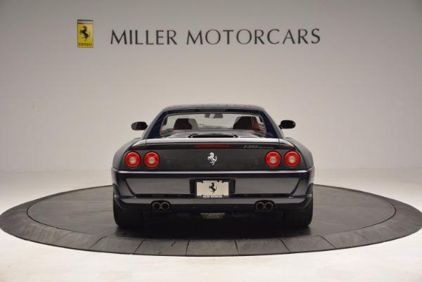 Used 1999 Ferrari 355 Berlinetta for sale Sold at Aston Martin of Greenwich in Greenwich CT 06830 7