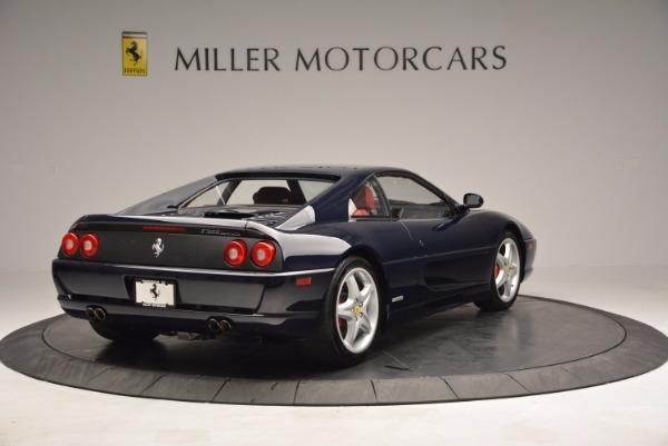 Used 1999 Ferrari 355 Berlinetta for sale Sold at Aston Martin of Greenwich in Greenwich CT 06830 8