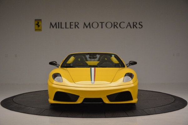 Used 2009 Ferrari F430 Scuderia 16M for sale Sold at Aston Martin of Greenwich in Greenwich CT 06830 12