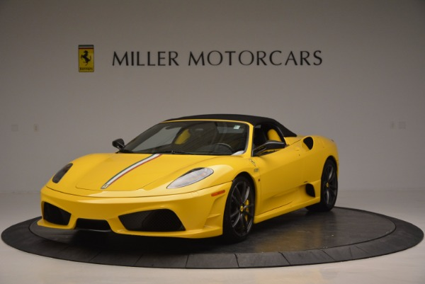 Used 2009 Ferrari F430 Scuderia 16M for sale Sold at Aston Martin of Greenwich in Greenwich CT 06830 13