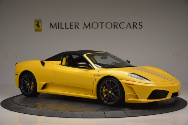 Used 2009 Ferrari F430 Scuderia 16M for sale Sold at Aston Martin of Greenwich in Greenwich CT 06830 22