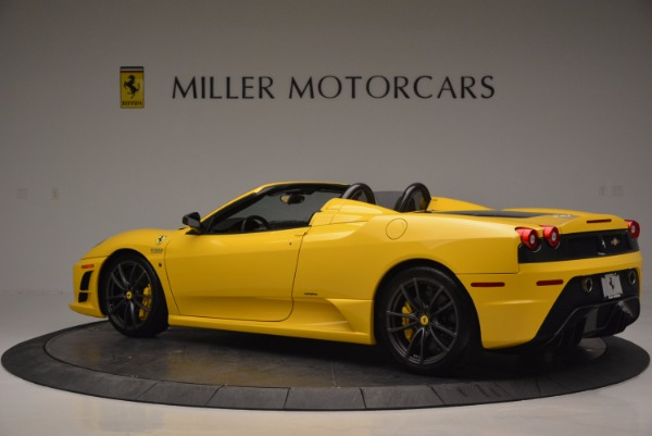 Used 2009 Ferrari F430 Scuderia 16M for sale Sold at Aston Martin of Greenwich in Greenwich CT 06830 4