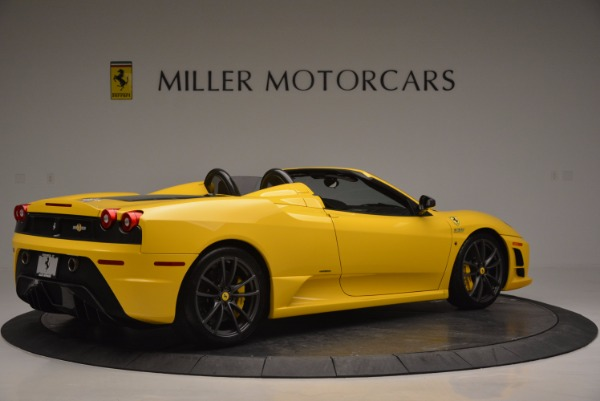 Used 2009 Ferrari F430 Scuderia 16M for sale Sold at Aston Martin of Greenwich in Greenwich CT 06830 8