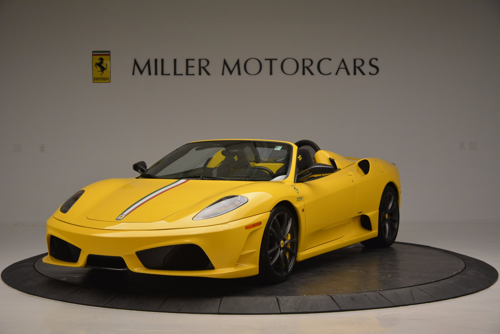 Used 2009 Ferrari F430 Scuderia 16M for sale Sold at Aston Martin of Greenwich in Greenwich CT 06830 1