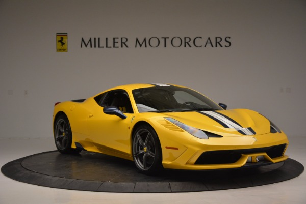 Used 2015 Ferrari 458 Speciale for sale Sold at Aston Martin of Greenwich in Greenwich CT 06830 11