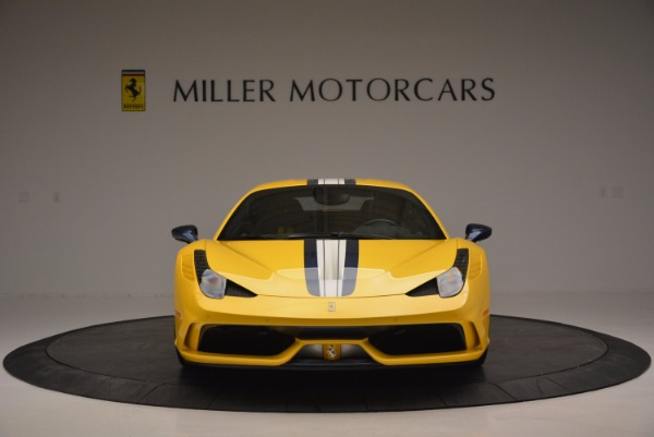 Used 2015 Ferrari 458 Speciale for sale Sold at Aston Martin of Greenwich in Greenwich CT 06830 12