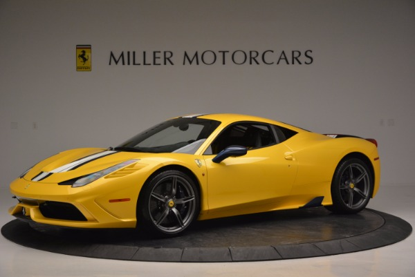 Used 2015 Ferrari 458 Speciale for sale Sold at Aston Martin of Greenwich in Greenwich CT 06830 2